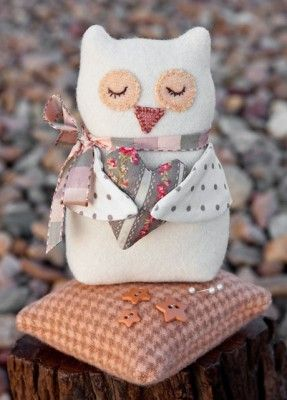 Bitty Owl - want