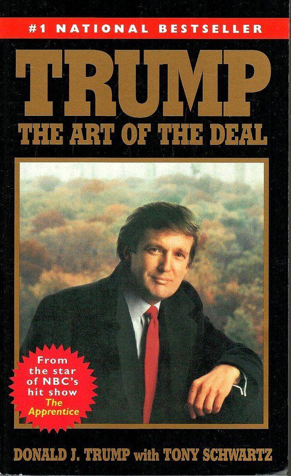trump book cover