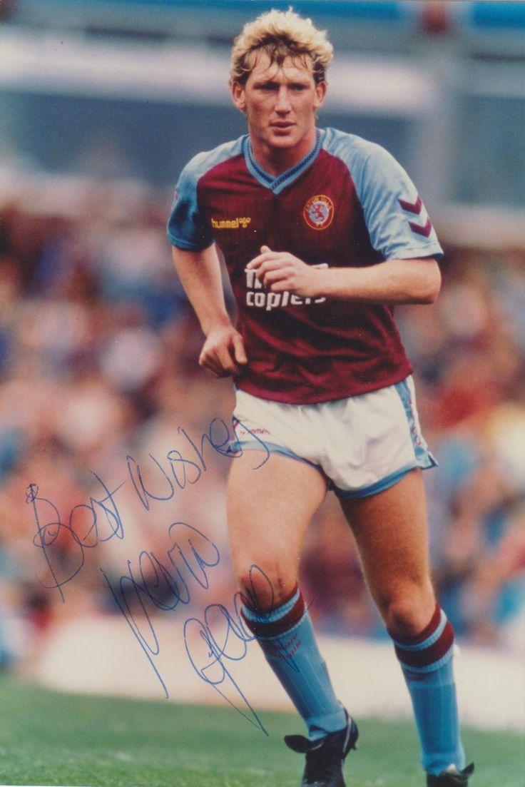 Kevin Gage Aston Villa