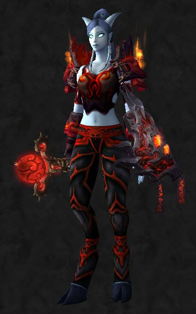 Transmog Sets That Can Be Craft