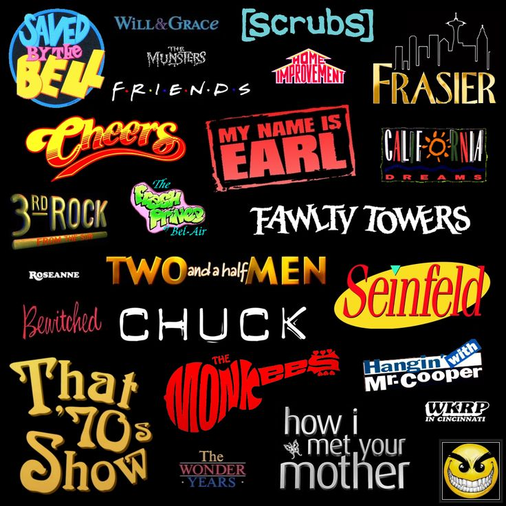 7 Best Images About Tv Show Logos On Pinterest