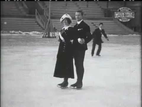 1913 World Ladies & Pairs Figure Skating Championships & Mens Nordic Games
