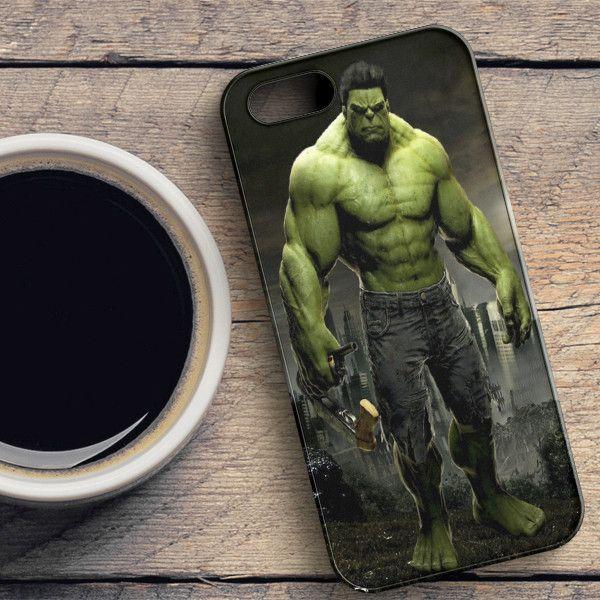 New Hulk Movie iPhone SE Case | casefantasy