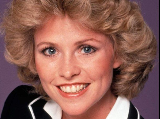 """Lauren Tewes when she was Julie of """"The Love Boat"""""""
