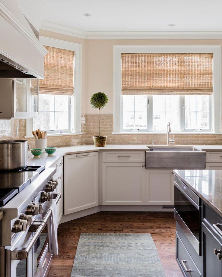 Best 25 Grey Kitchen Walls Ideas On Pinterest: Tan Kitchen, Grey Kitchen Walls And Behr Colors