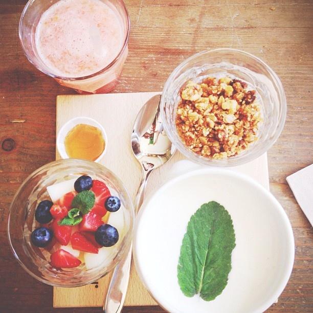 by @chiaracapitani - La colazione dei campioni ! #californiabakerydesign