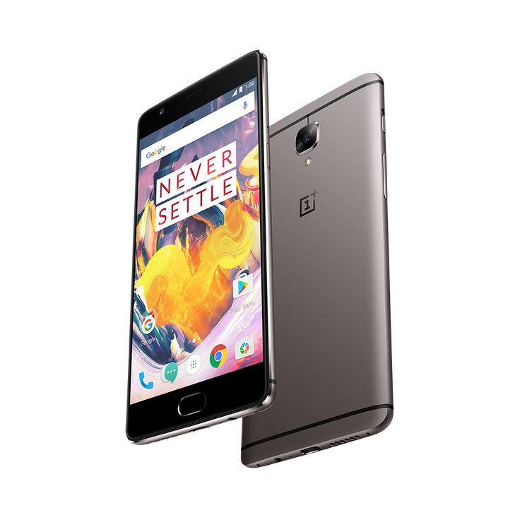One of best smartphone of the 2016  OnePlus 3T 128G