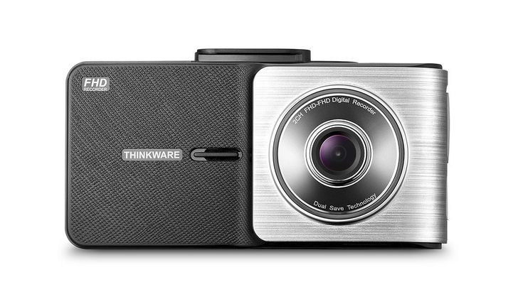 Thinkware X50016 1080P Front Dash Cam 16GB SD Card Included #Thinkware #DashCams