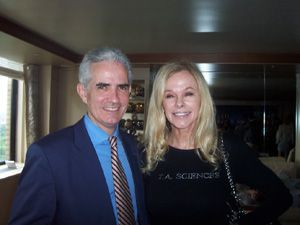 Chip Fisher and Greta Blackburn