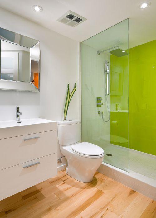 Contemporary Bathroom by Paul Kenning Stewart Design
