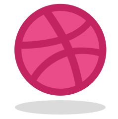 Dribbble is a site where designers can upload their work and work in progress to create an online portfolio. Other designers can provide feedback, and potential clients can view your work.