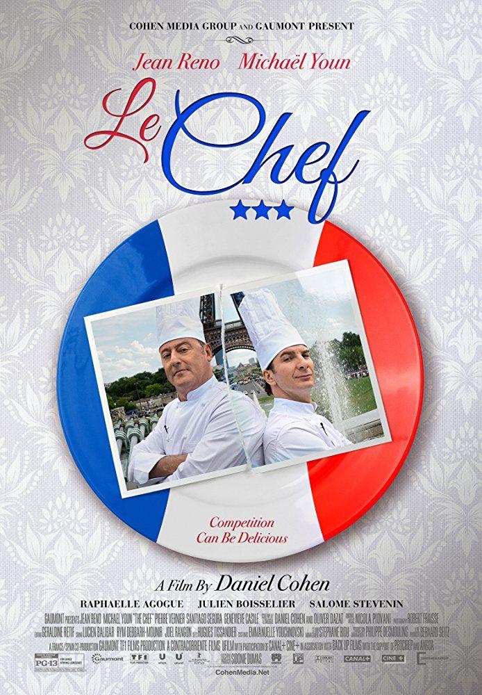 Jean Reno and Michaël Youn in Comme un chef (2012)