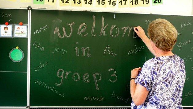 Docenten middelbare scholen in opstand
