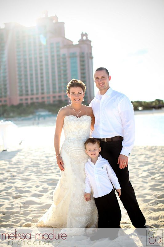 Atlantis Resort Wedding Nau Bahamas Jason Shawna