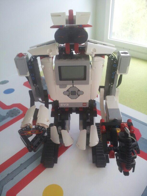 #robotika #hezkuntza