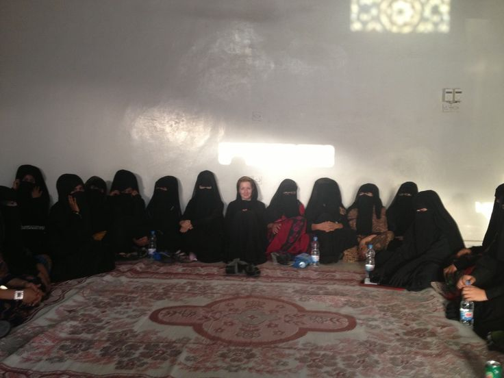 Women's institute in Hawf, Mahra region in Yemen
