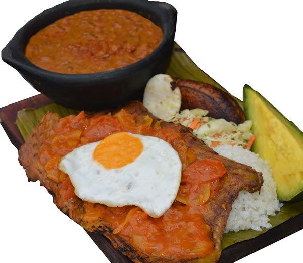 MONTAÑERO SOBREBARRIGA La Barra Restaurante #Cali #Colombia