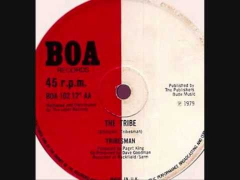 Tribesman - The Tribe 12' -1979
