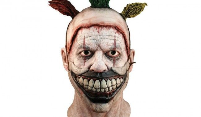 [TOPITRUC] Un masque de Twisty le clown pour les fans dAmerican Horror Story