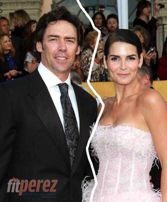 Sad News: Rizzoli & Isles Star Angie Harmon & NFL's Jason Sehorn Split After 13 Years Of Marriage