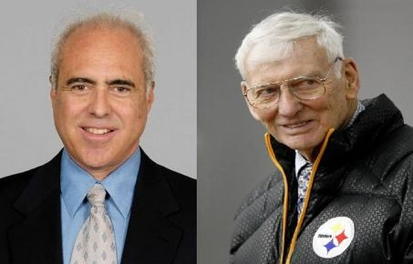 The Rooney Family (See The Rooney Rule)  They are a class act!  The rule is named for Dan Rooney, the owner of the Pittsburgh Steelers and the chairman of the league's diversity committee, and indirectly the Rooney family in general, due to the Steelers' long history of giving African Americans opportunities to serve in team leadership roles.