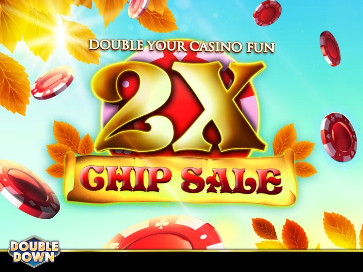 (EXPIRED) Don't miss 2x chips! It's a great day to double down on fun! And for 150,000 FREE Chips, just tap the Pinned Link (or use code VDCXGV)