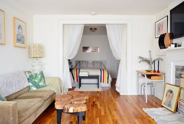 Video House Tour: 325 Sq Ft Apartment in Brooklyn | Apartment Therapy