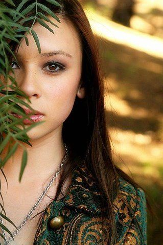 Abby (actress Malese Jow)