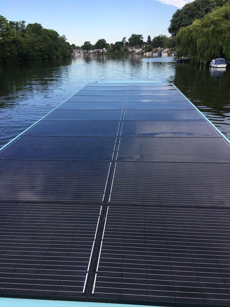 Solar Power House Boat Solar Panels Electric Boat