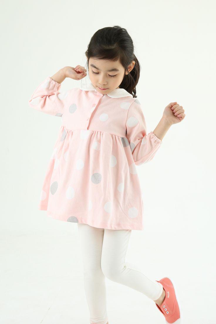 "Ozkiz ""Honey Dot"" Dress. Perfect for F/W season 2016. OZKIZ, a Korean top brand for kids clothes and shoes collection, founded in 2010. Get it now on www.ozkiz.com Also available on www.amazon.com #오즈키즈 #아동원피스 #배우 #예쁜아기 #공주 #예쁜아기옷 #베이비그램 #엄마스타그램 #맘스토리 #아동복코디 #아동복쇼핑몰 #줌마스타그램 #옷추천 #인스타셀럽 #키즈패션 #딸스타그램 #소통 #예쁘니 #키즈맘 #ootd #kidsfashion #kidsactress #kidsstyle #Ozkiz #kidsmodel #princessdress #kidspartydress #partydress #kidseveningdress"