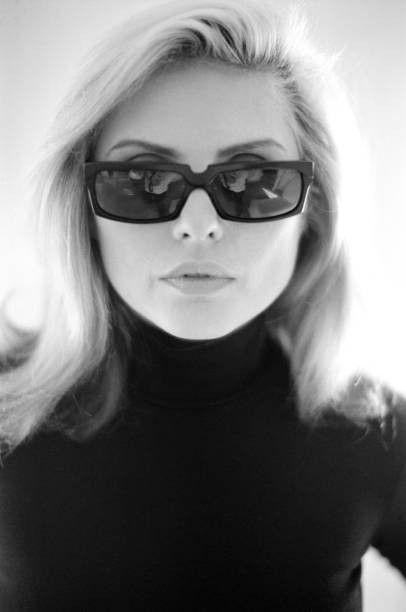Debbie Harry phography Michel Hadi for Vogue