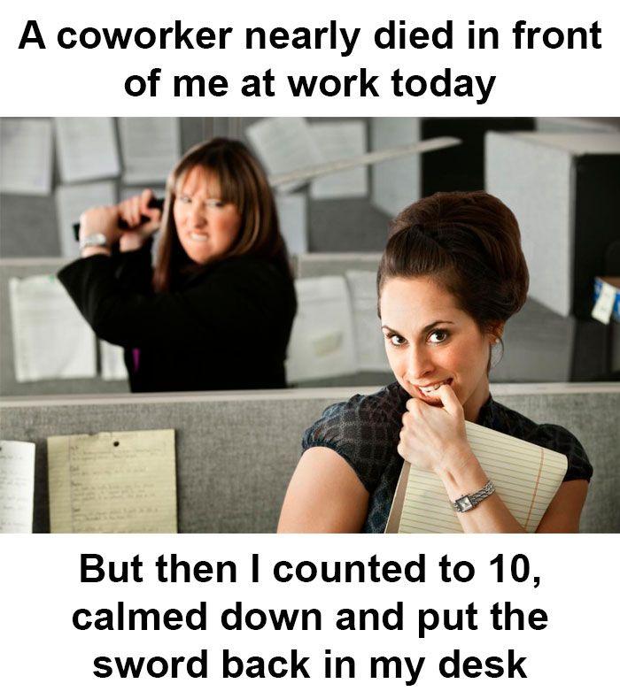 Funny Office Coworker Memes Funny Coworker Memes Work Humor Co Worker Memes