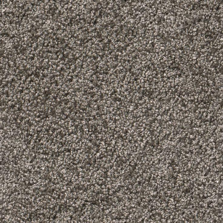 Smoozy Teppich 200x200 greige