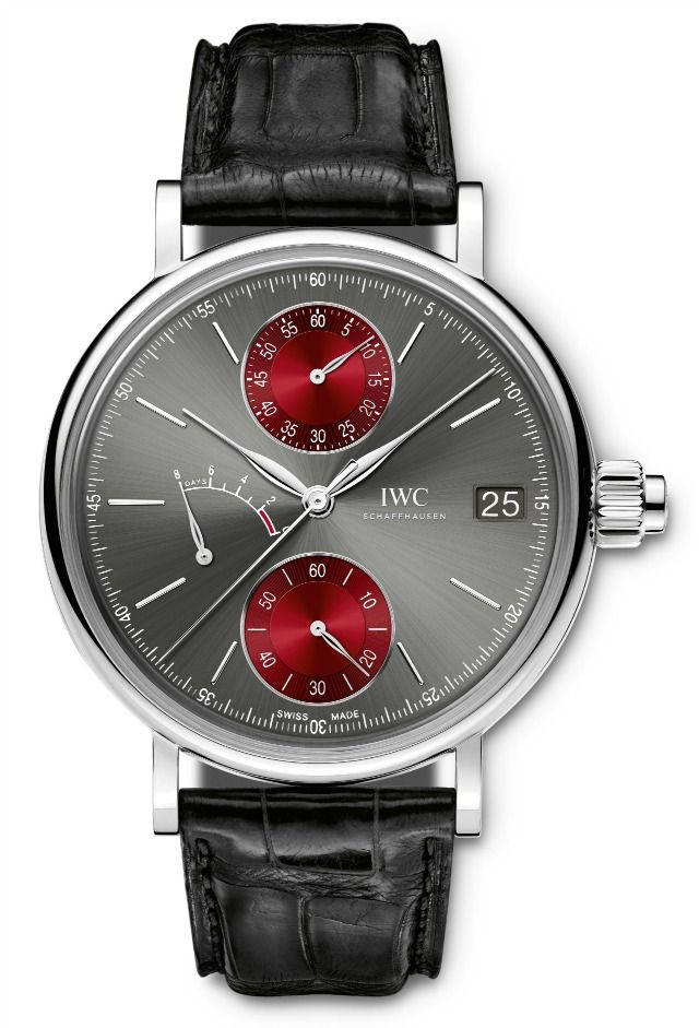 IWC Watches Support 2015 Tribeca Film Festival With Auction & Limited Edition Models