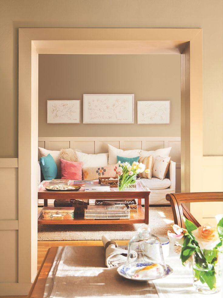 Mejores 17 imágenes de Decorar las paredes en Pinterest | Colgar ...