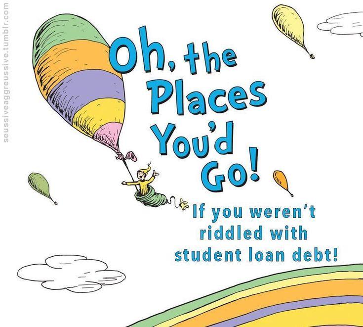 Ai/Navient Debt 80k+ on Twitter Happy graduation