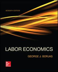 abor Economics, seventh edition by George J. Borjas provides a modern introduction to labor economics, emphasizing both theory and empirical evidence. The book uses many examples drawn from state-of-the-art studies in labor economics literature. The author introduces, through examples, methodological techniques that are commonly used in labor economics to empirically test various aspects of the theory.