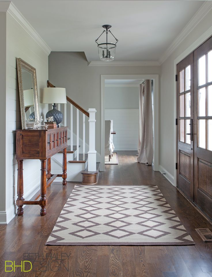 Double Door Entry Hall