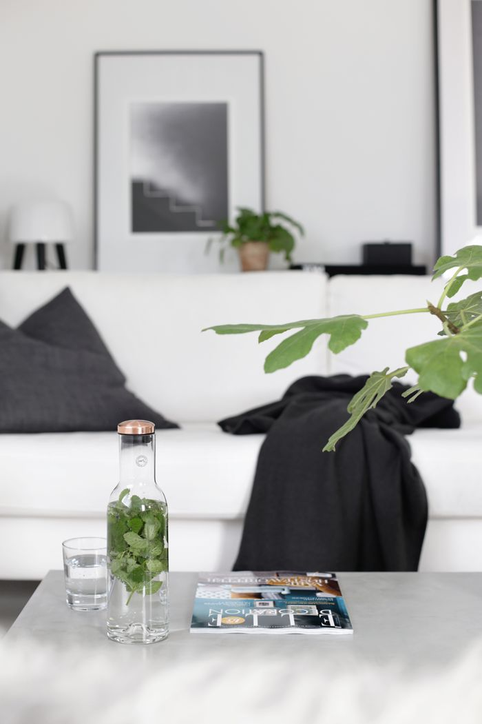 Living room, Stylizimo home, Elle Decoration Norge