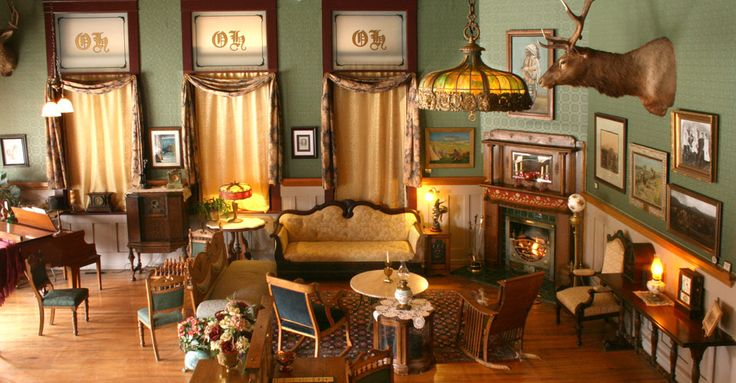 Occidental Hotel, Buffalo, Wyoming.  Love this historic hotel and can't wait to go back!
