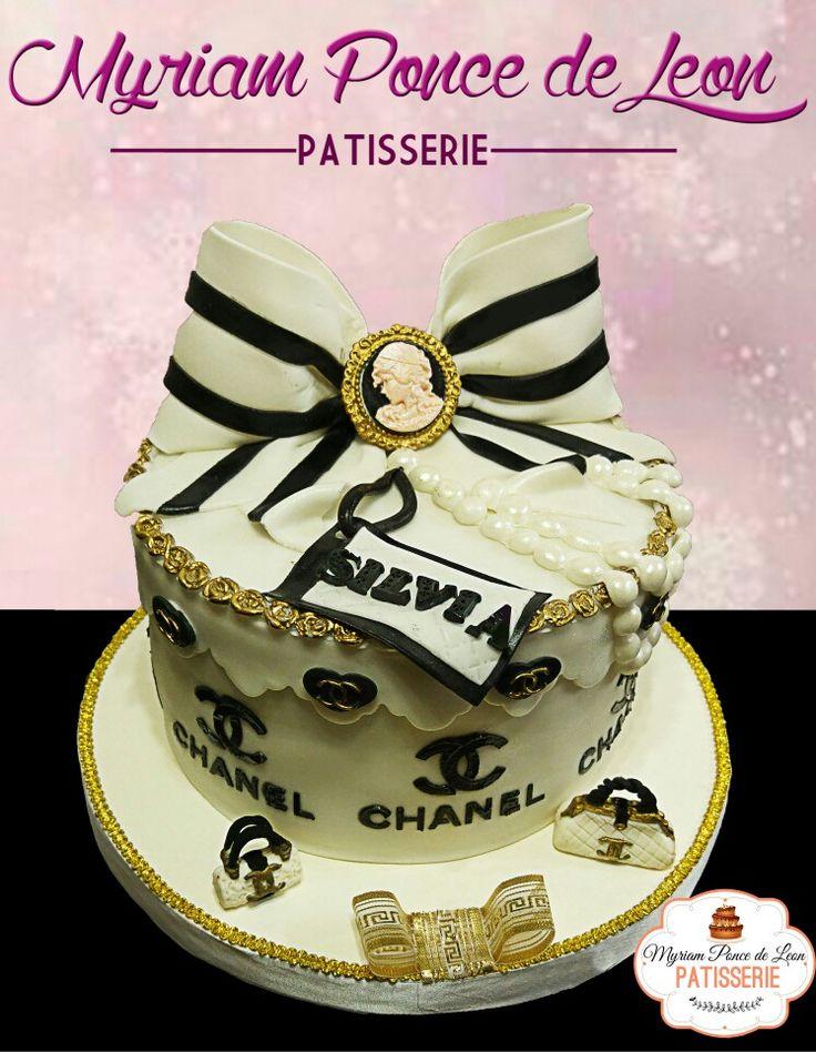 Cake caja Channel