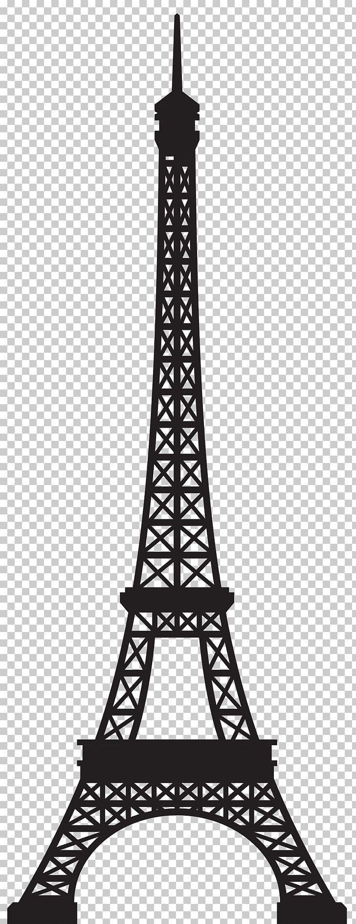 Eiffel Tower Landmark Eiffel Tower Silhouette Black Eiffel Tower Illustration Png Clipart Eiffel Tower Illustration Eiffel Tower Silhouette Clip Art