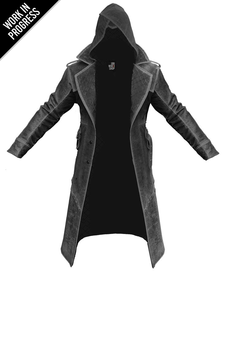 UbiWorkshop Store - Assassin's Creed Syndicate - Jacob Coat, US$479.99 (http://store.ubiworkshop.com/assassins-creed/assassins-creed-syndicate/jackets-vests/assassins-creed-syndicate-jacob-coat/)