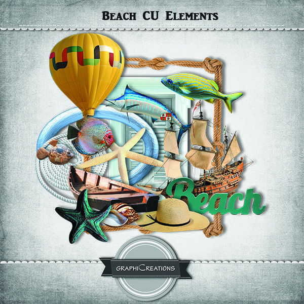Beach EXCLUSIVE Mix by Graphic Creations