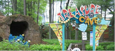 Kings dominion treasure cave | Amusement parks | Pinterest | King and ...