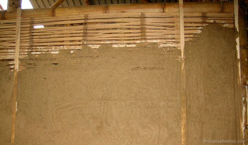 Building Walls with Crushed Bamboo