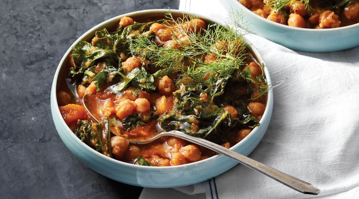 Moroccan chickpeas lede