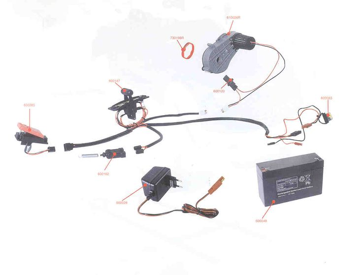 Scooter Wiring