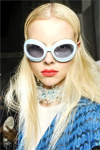 Missoni  sunglasses l Collezioni Primavera Estate 2013, Milano