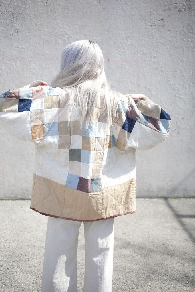 37 best Quilts - Wearable images on Pinterest | Bijou, Butterflies ... : wearable quilt - Adamdwight.com
